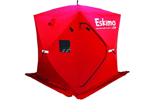 Top 10 Best Ice Fishing Shelters Reviews In 2018