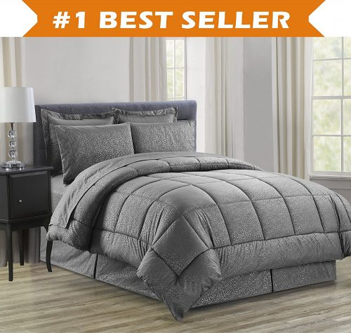 Luxury Bed-in-a-Bag Comforter Set