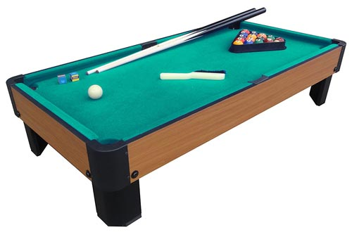 Playcraft Sport Bank Shot 40-Inch Mini Pool Tables