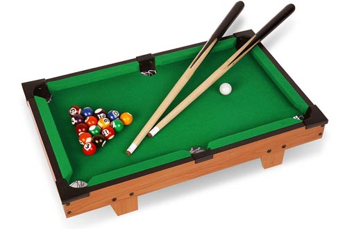Top 10 Best Mini Pool Tables Reviews In 2019