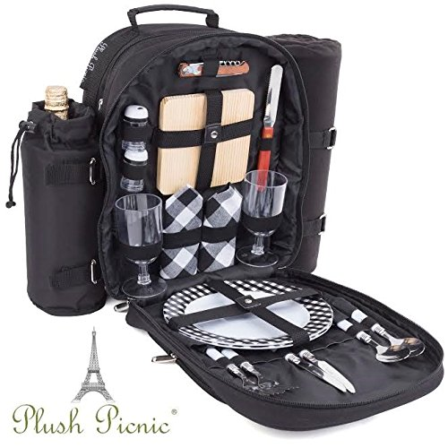 Plush Picnic Picnic Backpack