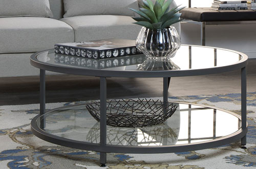Studio Designs Home 71003.0 Camber Round Coffee Table