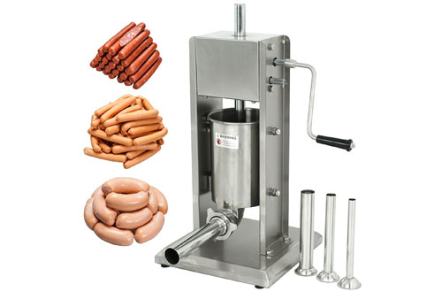 Super Deal 5L Vertical Commercial Sausage Stuffer