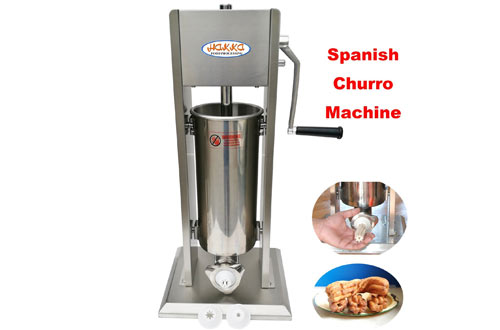 Hakka 2 in 1 Sausage Stuffer and Spanish Churro Maker Machines