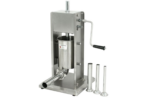 Super Deal Commercial 3L Sausage Filler Sausage Stuffer