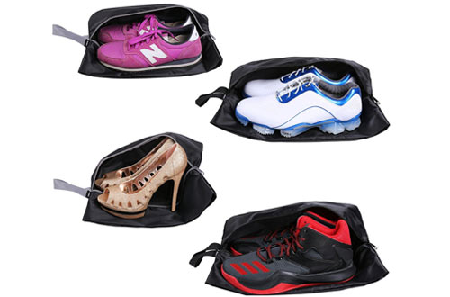 YAMIU Waterproof Travel Shoe Bags Set For Men & Women