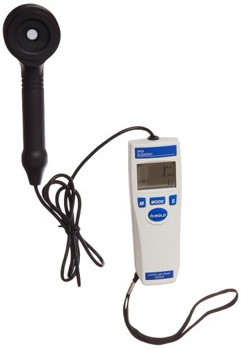 Sper Scientific 850009 UV Light Meter