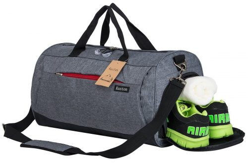 f099bc4c0d8d Sports Gym Bag with Shoes Compartment Travel Duffel Bag for Men and Women-Gym  Bags