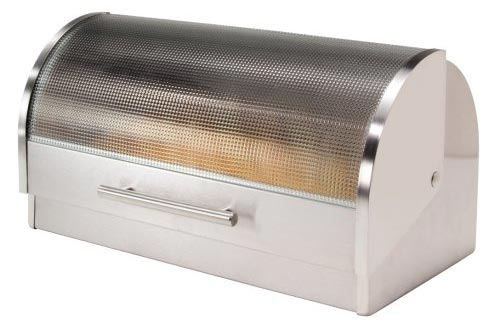 Top 10 Best Stainless Steel Bread Boxes Reviews In 2021