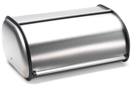 Uniqueware Stainless Steel Bread Box