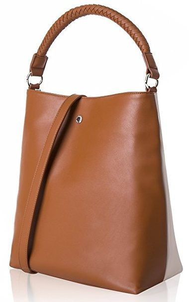 The Lovely Tote Co. Women's Color Block Convertible Crossbody Bag
