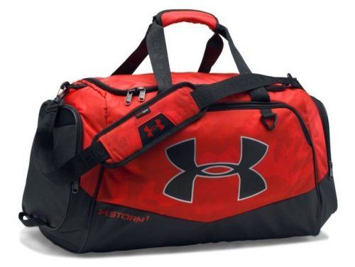 Under Armour UA Storm Undeniable II MD Duffle One Size Fits All Sultry