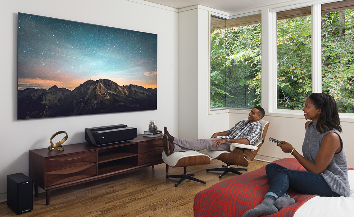 Top 10 Best 90-100 Inch TVs Review in 2019