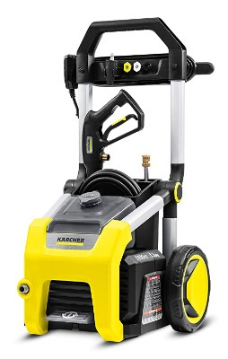 Karcher K1900 Electric Power Pressure Washer 1900 PSI TruPressure, 3-Year Warranty