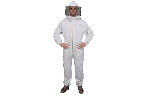 Top 10 Best Bee Suits/ Bee Keeping Jackets Reviews In 2021