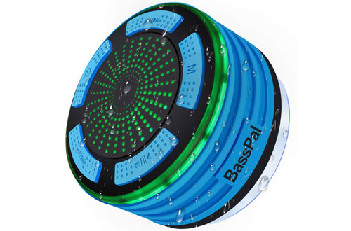 IPX7 Portable Wireless Waterproof Speaker