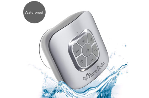 ortable Waterproof Bluetooth Speaker