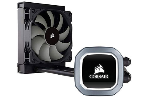 CORSAIR HYDRO SERIES H60 AIO Liquid CPU Cooler, 120mm Radiator