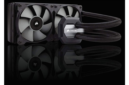 CORSAIR HYDRO SERIES H100i v2 AIO Liquid CPU Cooler