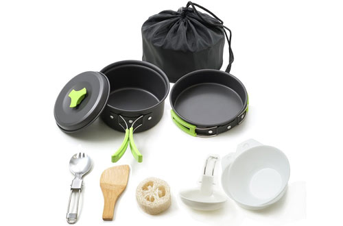 HONEST OUTFITTERS Honest Portable camping cookware