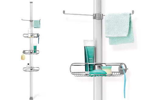 simplehuman Tension Shower Caddy