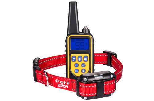 ZIYOR Dog Training Collar Shock Collar
