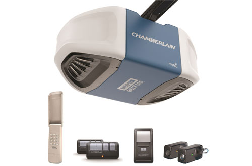 Chamberlain B510 Ultra-Quiet & Strong Belt Drive Garage Door Opener