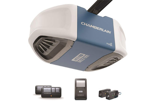 Chamberlain B503 Ultra-Quiet and Strong Belt Drive Garage Door Opener