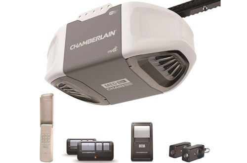 Durable Chain Drive Garage Door Opener