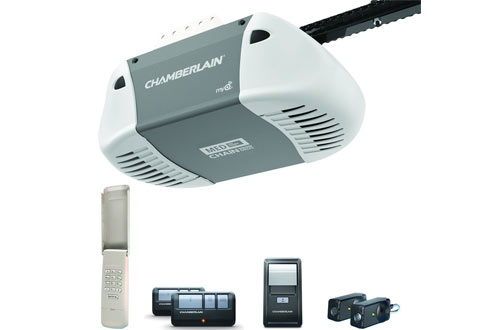 Chamberlain C410 Durable Chain Drive Garage Door Opener