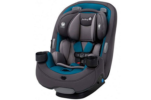 Grow Blue Coral Convertible Car Seat