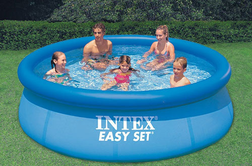 Above Ground Inflatable Swimming Pool