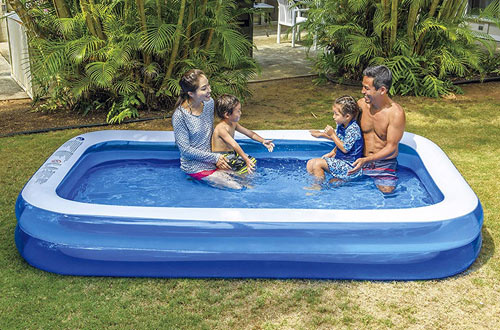 Inflatable Rectangular Pool