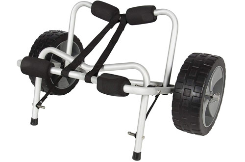 SKY1251 Boat Kayak Canoe Carrier Dolly Trailer