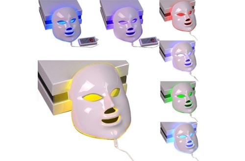 Top 10 Best LED Face Masks Reviews In 2020