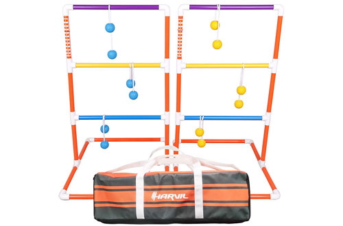 Harvil Premium Ladder Toss Game Set