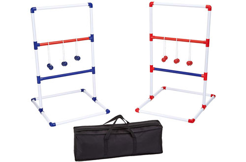 Ladder Golf Set with Soft Carrying Case