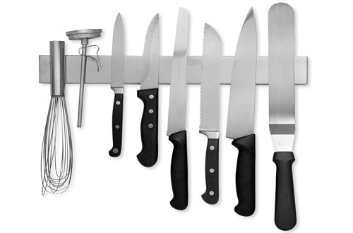 Top 9 Best Magnetic Knife Holders Reviews In 2019