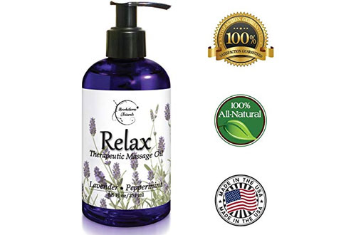 Top 10 Best Massage Lotions Reviews In 2021