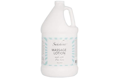Sunshine Massage Lotion