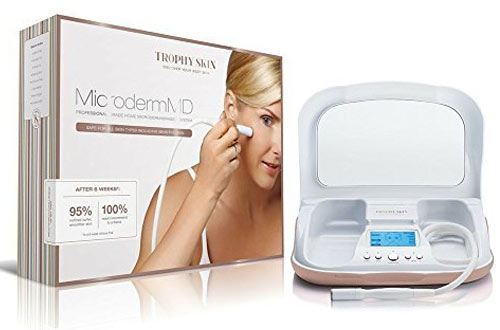 Trophy Skin MicrodermMD at Home Microdermabrasion