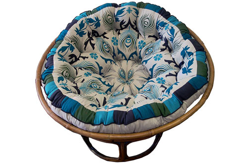 Enjoyable Top 10 Best Papasan Chairs Reviews In 2019 Paramatan Onthecornerstone Fun Painted Chair Ideas Images Onthecornerstoneorg