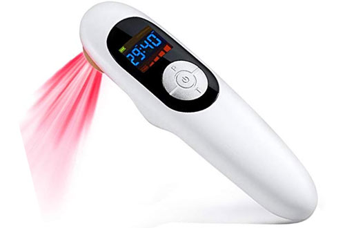 Red Light Pain Relief Therapy Device