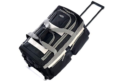 Top 10 Best Rolling Duffle Bags for Your Travel Reviews In 2019