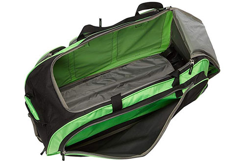 9a6fb23c04e8 Travelers Club 30″ Xpedition SEVEN Standing and Rolling Duffel. Standing  and Rolling Duffel
