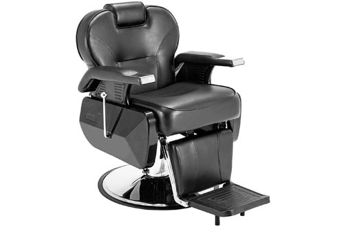 Top 10 Best Comfortable Hairstylist Salon Chair Reviews In 2021