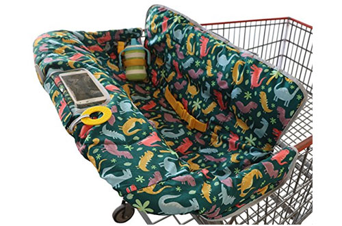 Shopping Cart Cover for Baby Or Toddler