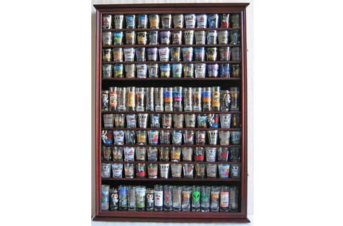 Top 10 Best Shot Glass Display Cases Reviews In 2020