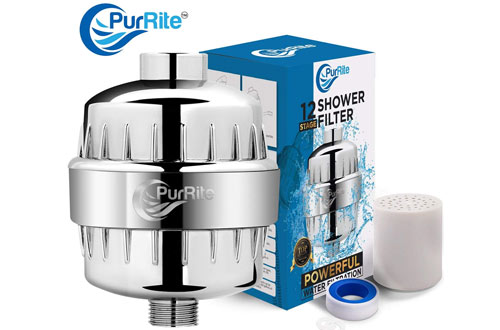 Shower Filter Water Softener