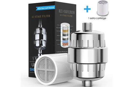 Sarissa Universal Shower Water Filter